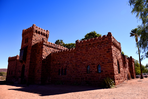 Duwisib Castle  Namibia Wildlife Resorts