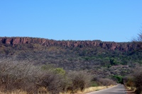 Waterberg Plateau Park is a peaceful haven