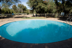 Hobas camping site fish river canyon namibia wildlife resorts nwr for Camping sites with swimming pools