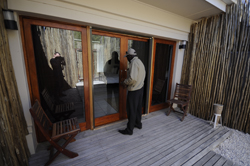 Namutoni Double Room in Etosha