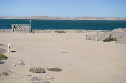 shark island lüderitz